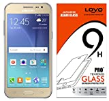 Samsung Galaxy J2 4G Duos Tempered Glass , Temper Glass , Gorilla Glass , Tempered Glass Screen Protector For Samsung Galaxy J2 4G Duos (HD Pro+ 9H 2.5D Curved 0.3mm Thickness Premium)