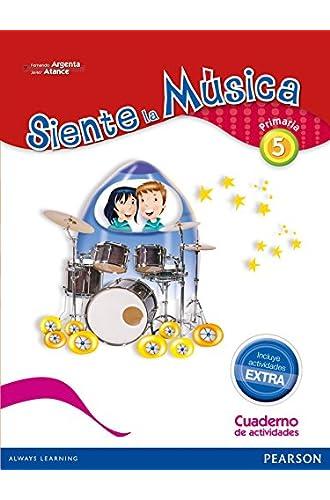 Descargar gratis Siente La Música 5. Pack Actividades de Fernando Martín de Argenta Pallarés