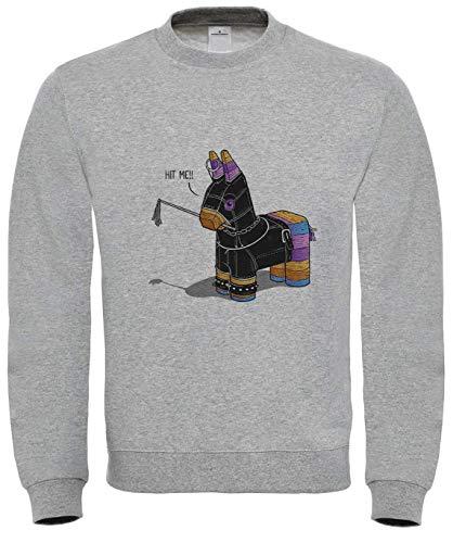 Benefitclothing hit me Pinata Horse Fetish Sweatshirt