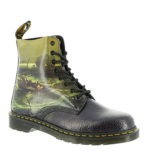 Dr. Martens 1f66 23592102, Bottines de Ville Mixte Adulte, Fischermen At Sea Fischermen At Sea