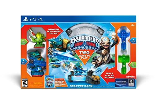 Skylanders Trap Team Starter Pack - PlayStation 4 (Starter Tablet Pack Skylander)