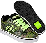 Heelys Zapatillas de Deporte para Hombre, (Green Camo/Bright Yellow 000), 40.5...