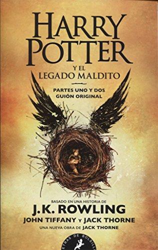 Harry Potter legado maldito -LB-: 221 Letras Bolsillo