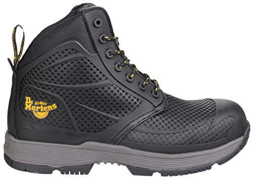 Dr Martens Mens Calamus S1P Non-Metallic Lace up Safety Boots Black
