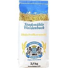 Dinkelvollkornmehl 2,5 kg feinste Bäckerqualität