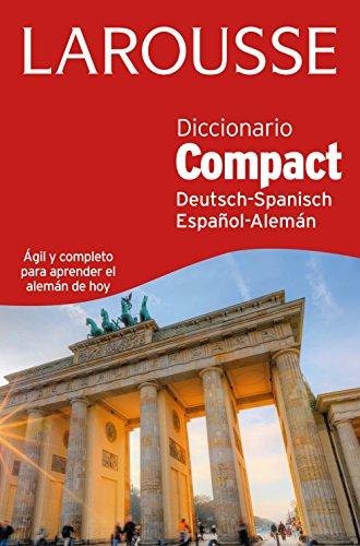 Diccionario Compact español-alemán / deutsh-spanisch (Larousse - Lengua Alemana - Diccionarios Generales)