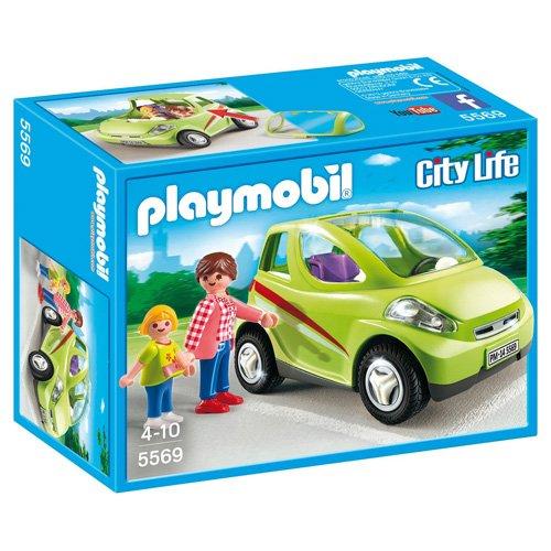 Playmobil Guardería - Coche de ciudad,...