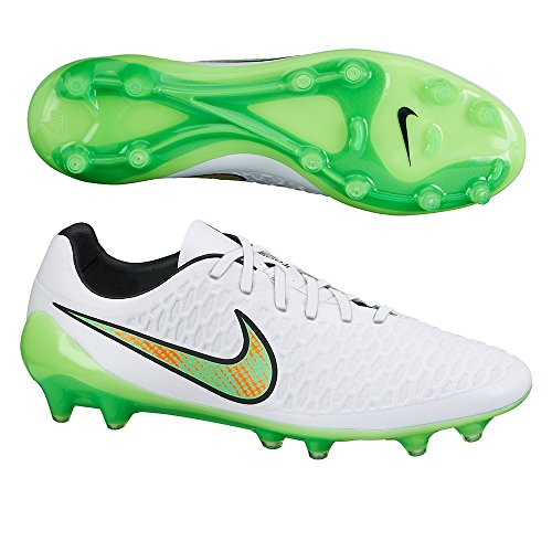 Nike, Mens Football Boots Uk Bianco