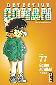 Détective Conan Edition simple Tome 77