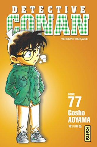 Détective Conan 77 por Gosho Aoyama