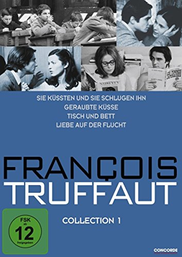 Bild von Francois Truffaut - Collection 1 [4 DVDs]