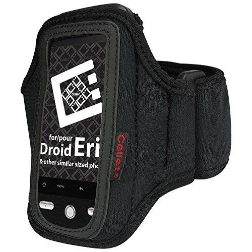 Cellet Sportarmband für kleine Handys und Geräte wie LG Enact, Samsung Story, iPod, MP3-Player und andere Geräte mit ähnlichen Größen, Neopren, leicht waschbare Einzelhandelsverpackung