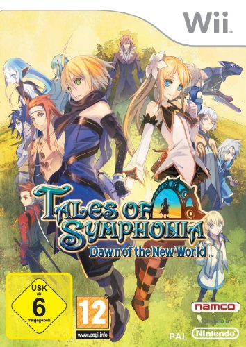 Tales of Symphonia - Dawn of the New World