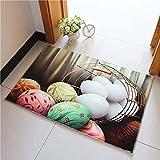 HOMEE I carrelli dei bambini 3d possono essere lavati il ??tappeto quadrato della stanza da bagno del sofà della tabella del sofà della stanza da bagno della moquette della stanza da letto dei capret