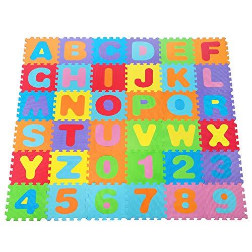 Zoom IMG-2 deuba tappeto puzzle bambini 1