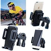 Ixen® Supporto Universale Bicicletta Supporto Manubrio per Smartphone