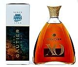 Gautier Cognac XO gold & blue