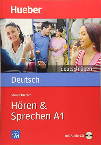 DT.ÜBEN Hören & Sprechen A1 (L+CD-Aud) por Monja Knirsch