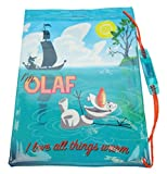 Disney Frozen Olaf Swim Gym Bag