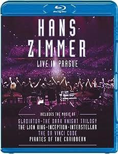 Hans Zimmer - Live in Prague [Blu-ray] [Import italien]
