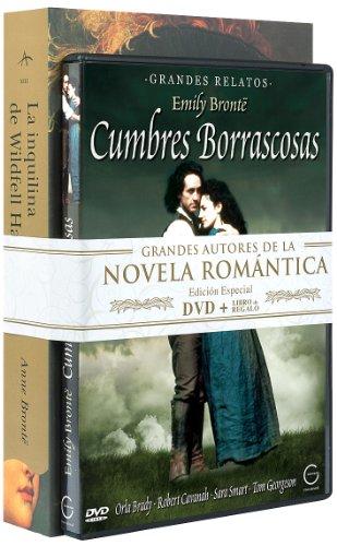 cumbres-borrascosas-libro-la-inquilina-de-wildfell-hall-dvd