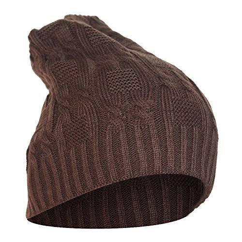 Saihui_Stricken Hüte Unisex Beanie Strick Mütze Warm Wintermütze Hut Cap für Herren Damen.