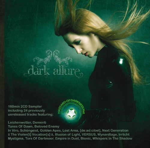 Whispers In The Shadow: Radio HaZZard Of Darkness - Dark Allure (Audio CD)