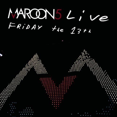 Pop CD, Maroon 5 - Live Friday The 13th(CD+DVD)[002kr]