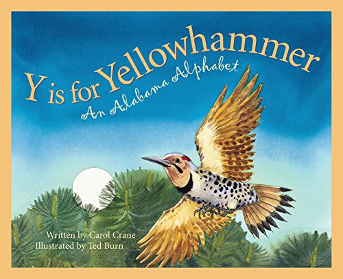 Y is for Yellowhammer: An Alabama Alphabet (Discover America State by State) (English Edition)
