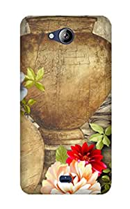 Wow 3D Printed Designer Mobile Case Back Cover for Micromax Canvas Play Q355/Micromax Q355