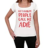 Photo de One in the City adie t Shirt Femme t Shirt avec Mots t Shirt Cadeau par One in the City