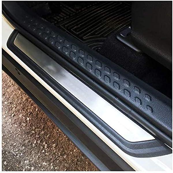 Lfotpp Edelstahl Einstiegsleisten Abdeckung Für C Hr Chr Türschweller Schutz Leisten Auto Zubehör 4 Stück Auto