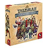 Coiledspring Games Talisman Legendary Tales board game