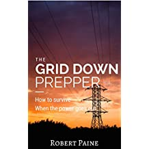 The Grid Down Prepper: How to survive when the power goes out (English Edition)