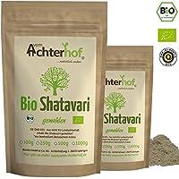 Shatavari Pulver BIO (100g) indischer wilder Spargel Ayurveda vom Achterhof preisvergleich bei billige-tabletten.eu