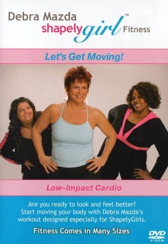 shapely-girl-lets-get-moving-with-debra-mazda-low-impact-cardio-by-debra-mazda