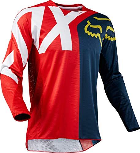 FOX 360 Preme Jugend Jersey S Blau/Rot