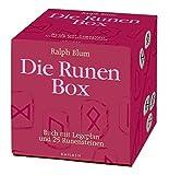 Die Runen-Box: Buch mit Legeplan und 25 Runensteinen