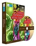 Edurite's Combo Pack of Maths, Social Sc...