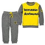 Borussia Dortmund BVB-Jogginganzug f Babys u Kleinkinder 86/92