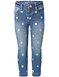 Noppies Mädchen G Jeans Skinny Gallup Aop