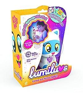 TIgerHead Toys, Ltd..- Gato Mascotas Electrónicas con Luz y Sonidos, Color Azul (LB0001A5)