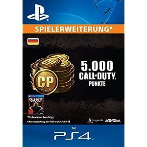 4.000 (+1.000 Bonus) Call of Duty-Punkte [Spielerweiterung] [PS4 PSN Code – deutsches Konto]