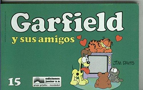 Garfield de Jim Davis numero 15: Y sus amigos