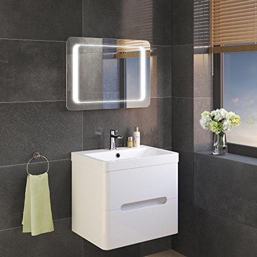 700 x 500 mm illuminated led bathroom mirror light with sensor 700 x 500 mm illuminated led bathroom mirror light with sensor demister ml2111 aloadofball Image collections