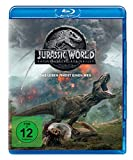 Jurassic World: Das gefallene Königreich [Blu-ray] - Mit Bryce Dallas Howard, Toby Jones, Jeff Goldblum, Chris Pratt, Ted Levine