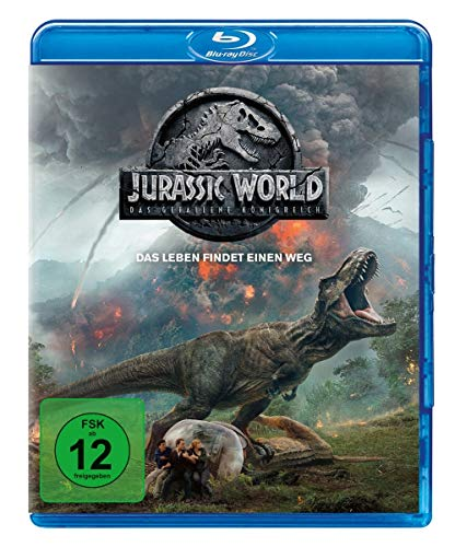 Jurassic World: Das gefallene Königreich [Blu-ray] Hd-film-review