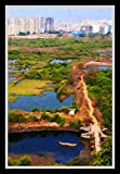 City from Ghodbunder Fort - Landscape Ar...