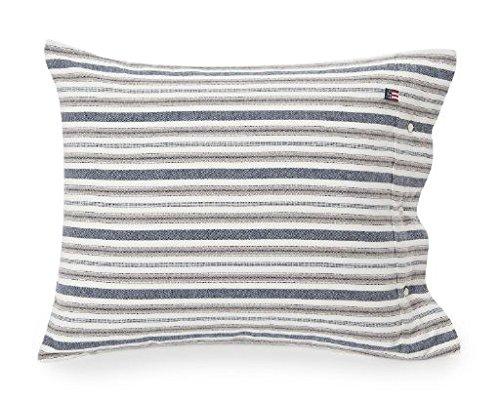 lexington-flannel-stripe-standard-pillowcase-cotton-white-multi-colour