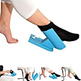 Rokoo Sockenhelfer Slider Einfach Ein Aus Plastiksocken Hilfe Kit Schuh Horn Kein Biegen Stretching Schwangerschaftsverletzungen Werkzeuge